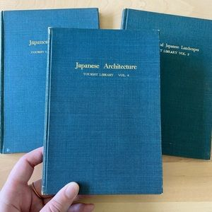 1954 JAPANESE ARCHITECTURE